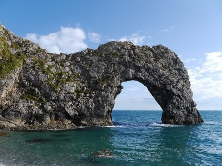 Durdle Door in Dorset
