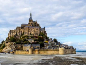 Mont Saint Michel Abbey