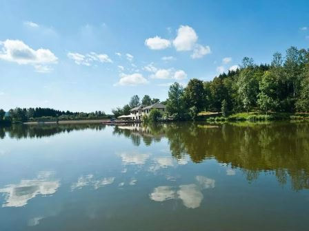 Landal Hochwald fishing lake