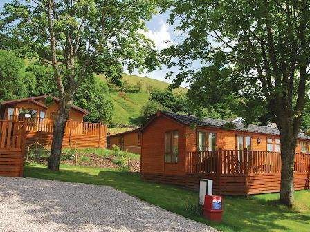 Limefitt Holiday Park in the Lake District